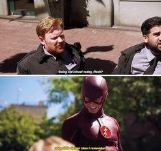 the flash 5x01