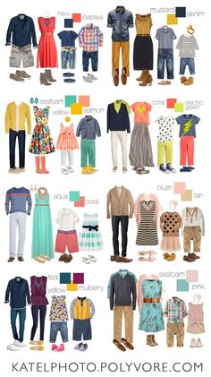 bde4f0b6f9 Family photo outfit ideas, all from Target. | Lookin' Good | Family ...