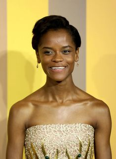 Letitia Wright Photos - Letitia Wright attends the European Premiere of 'Black Panther' at Eventim Apollo on February 8 2018 in London England. - Letitia Wright Photos - 9 of 87 Black Girls Rock, Black Girl Magic, Black Celebrities, Celebs, Letitia Wright, Beautiful Black Girl, Black Panther Marvel, Celebrity Wallpapers, Marvel Actors