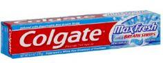 Walgreens: FREE Colgate Toothpaste