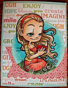 Some Odd Girl ~Reading Mae