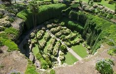 Umpherston Sinkhole Mt Gambier, South Australia