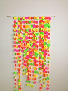 Photo Booth Backdrop Predictable Neon Party by GrayDayStudio, #wedding #reception