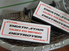 Mikie M's Birthday / Star Wars / Jedi Training Academy - Photo Gallery at Catch My Party Birthday Star, 6th Birthday Parties, Jedi Training Academy, Whos On First, Caleb, Reading Day, Star Wars Kids, Library Programs, Programming For Kids