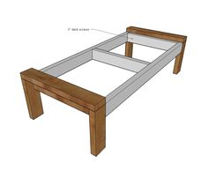 Check out this intersting vintage patio furniture - what an innovative style Dark Wood Coffee Table, Garden Coffee Table, Outdoor Coffee Tables, Cool Coffee Tables, Coffe Table, Decorating Coffee Tables, Cool Tables, Diy Projects Patio, Diy Patio