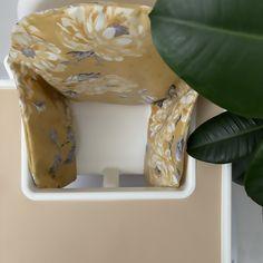 🄽🄴🅆 Ochre Bloom | Ikea Antilop High Chair Cushion Cover