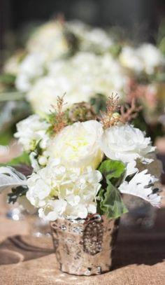 Twigs Floral Design - Wedding florist- flowers for Pacific Grove, Monterey, Carmel, Carmel Valley, and Big Sur - Centerpieces
