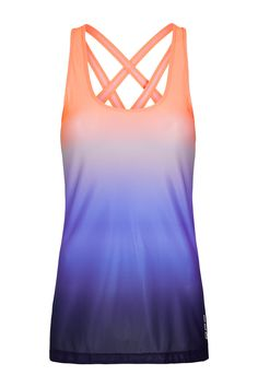 Cosmic Ombre Excel Tank | Gym | Activities | Styles | Shop | Categories | Lorna Jane US Site