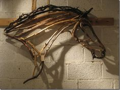 Another sensational artistic piece in driftwood