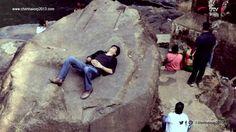 Shahrukh Khan - sleeping between takes on set of Chennai Express (2013)