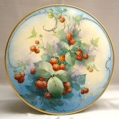 paula collins porcelain painter - Google Search