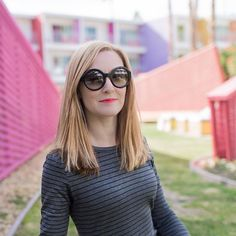 Ooh look at that... a shiny new profile picture! My recent visit to Palm Springs for @altsummit was the perfect time to update my headshots for the blog (and everything else). Thanks to @hejdoll for the photo