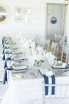 Cape Cod Wedding from Trent Bailey Photography + Desiree Spinner Events  Read more - http://www.stylemepretty.com/2013/08/30/cape-cod-wedding-from-trent-bailey-photography-desiree-spinner-events/