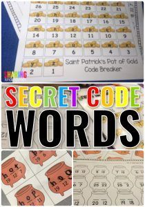 Secret Code Words