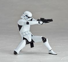 REVO STAR WARS Stormtrooper The Empire Strikes Back Action Figure
