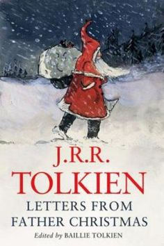 31 recommended books for Christmas, including J.R.R. Tolkien's Letters from Father Christmas. Filled with great ideas if you want to give books as gifts this Christmas!