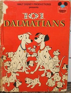 "Tami Reads ""Walt Disney's 101 Dalmatians"" By: Disney Book Club"