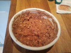 Chocolate cottage mousse
