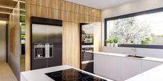 20 M2, Kitchen Cabinets, Kitchen Appliances, Design Case, Bungalow, My House, Diy Home Decor, Kitchen Design, House Design