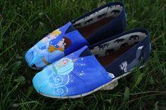 Disney Toms - Cinderella