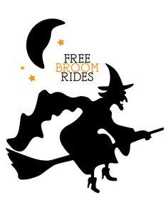 de_hallowitch 1jpg 25503300 pixels halloween silhouetteshalloween - Black Cat Silhouette Halloween