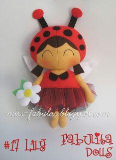 """Fabulita Dolls muñecas hechas a mano con el patrón del maravilloso libro """"Tilda's box toys"""" de Tone Finnange TILDA SWEETHEART Edición numerada #17 LILY CONTACTO: carmenmissfabulas@gmail.com"""