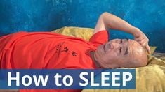 How To Sleep Properly, Kaiser, Youtube, Health Tips, The Cure, Pets, Videos, Emperor, Medicine
