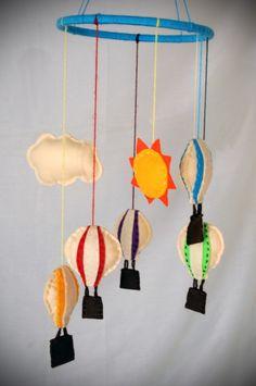 μόμπιλε αερόστατα