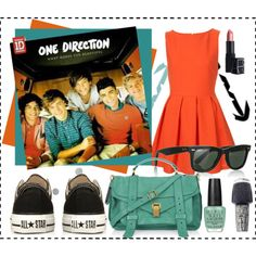 become a one direction member girl One Direction Fashion, One Direction Concert, Sleepover Outfit, What Makes You Beautiful, All Star, Fashion Dresses, Cute Outfits, Fashion Looks, Make It Yourself