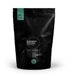 Káva Rwanda Rushashi Natural 200g