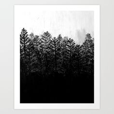 Buy Nocturne No. 4  by Prelude Posters as a high quality Art Print. Worldwide shipping available at Society6.com. Just one of millions of products available.