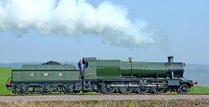 GWR. locomotive No. 2807.