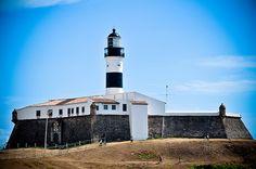 Farol da Barra, Salvador, Brasil