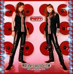 ---------Puffy - Fever*Fever--------- Stunningly written pop tunes that flow lovingly through this record, yet sounds less 'big' than previous and future efforts. This still doesn't detract from the fact I still find this to be Puffy's finest album. Top Albums, Rock Music, Disney Characters, Fictional Characters, Disney Princess, Cute, Flow, Sony, Japanese