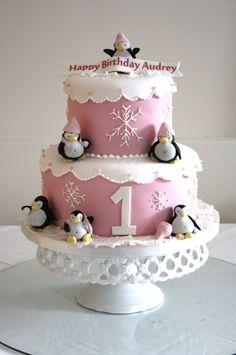 Cake for Winter ONEderland