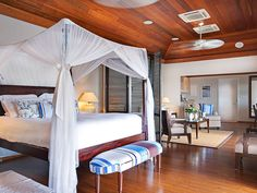 Le Toiny Hotel StBarts - Junior Suite