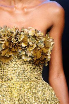 Jason Wu's Cascade Ruffle Dress, S/S 2011