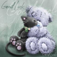 Black Cat, good luck!