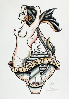 Sailor Jerry -Like A Thief In The Night