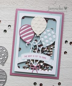 Stampin' Up! - The best is yet to come