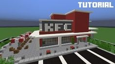 Download video: Minecraft Tutorial: How To Make A KFC Restaurant