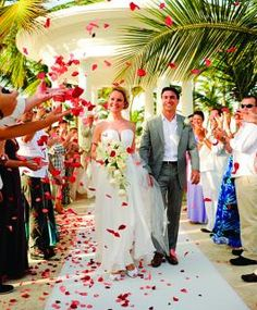 Barceló Los Cabos Palace Deluxe -  one of 3 resorts in Mexico to meet the destination wedding of your dreams via Destination Weddings & Honeymoons
