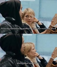 Blue Valentine, Ryan Gosling and Michelle Wiliams, movie quote