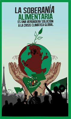 Peasant agriculture is a true solution to the climate crisis Climate Change, Agriculture, Cool Stuff, Food Security, Insecurity, Track, Human Rights, Growing Up, Container Plants
