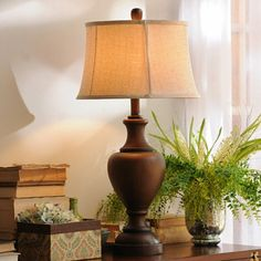 Textured Bronze Table Lamp.  Heather, 3 different lamps on sale today only at Kirklands.