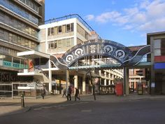 Sheffield's Castle Market - the building that first introduced me to Lego.