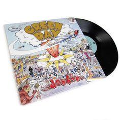 Green Day: Dookie (180g) Vinyl LP