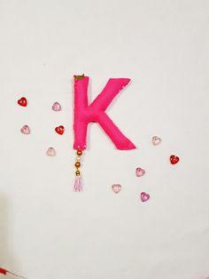 Name banner- letter K