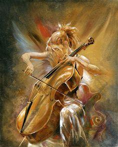 """Angel"" by Lena Sotskova"