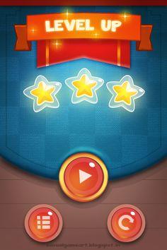 Casual Game UI Desig ...